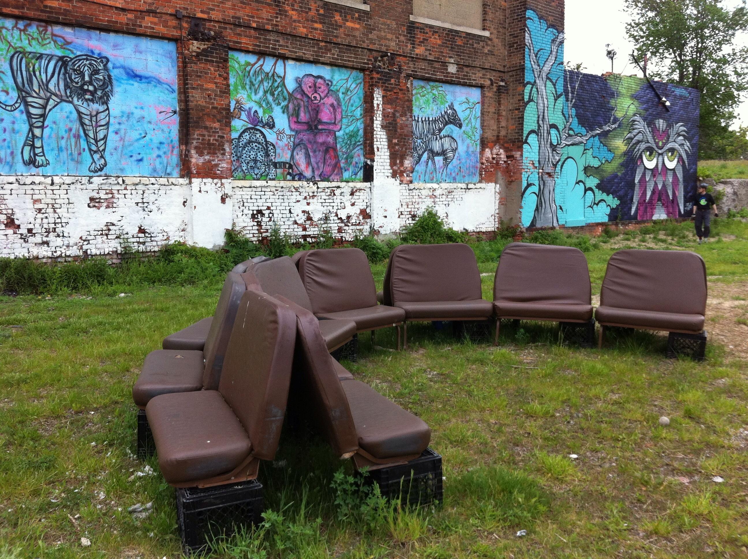 Lincoln Street Art Park