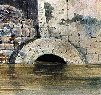 Cloaca Maxima Rome