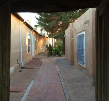 Courtyard Mesilla